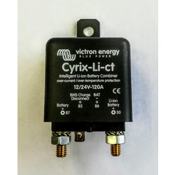 Блок объединения батарей Cyrix-Li-ct 12/24V-120A intelligent Li-ion battery combiner